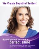 Dental Poster 3007 | Cosmetic Dentistry | Identity Namebrands Inc