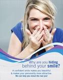 Dental Poster 3033 | Cosmetic Dentistry | Identity Namebrands Inc
