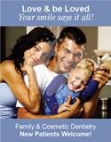 Dental Poster 1004 | Family Dentistry | Identity Namebrands Inc