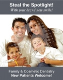 Dental Poster 1006 | Family Dentistry | Identity Namebrands Inc