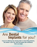 Dental Poster 4012 | Dental Implants | Identity Namebrands Inc