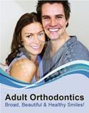 Dental Poster 5001 | Adult Orthodontics | Identity Namebrands Inc