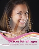 Dental Poster 5008 | Adult Braces | Identity Namebrands Inc