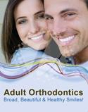Dental Poster 5015 | Adult Orthodontics | Identity Namebrands Inc